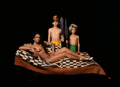 """""""A Family Affair"""" Group Show Explores Personal Identity and Relationships"""