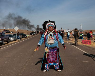 Native Photographer Camille Seaman's Images of #NoDAPL Protests at Standing Rock