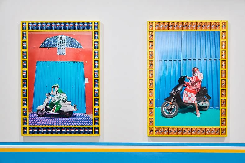 Weekly Roundup: Moroccan Motorbike Girls, Mexican Women Photographers and More
