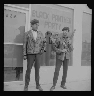 Baxter St Guest Blog Post: Photography and The Black Panther Party
